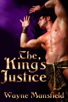 Cover for 'The King's Justice'
