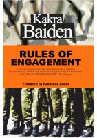 Cover for 'Rules of Engagement'
