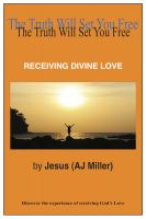 Cover for 'Receiving Divine Love'