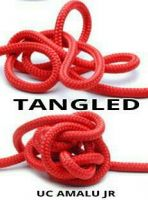 Cover for 'Tangled'