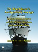 Cover for 'Dr Markham's Antipodean Voyage'