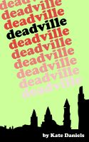 Cover for 'Deadville'