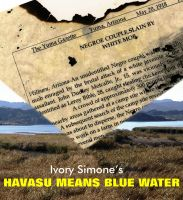 Cover for 'Havasu Means Blue Water'