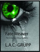 Cover for 'Fate Weaver'