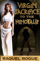Cover for 'Virgin Sacrifice to the Minotaur'