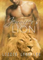 Cover for 'Jennifer's Lion'