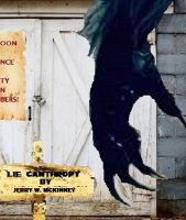 Cover for 'Lie Canthropy'
