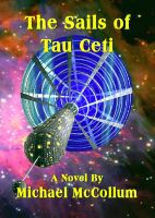 Cover for 'The Sails of Tau Ceti'