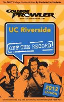Cover for 'UC Riverside 2012'
