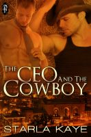 Cover for 'The CEO and the Cowboy'