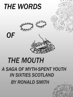 Cover for 'The Words of the Mouth'