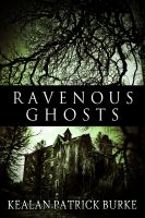 Cover for 'Ravenous Ghosts'
