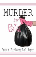 Cover for 'Murder for Bid'