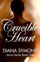 Cover for 'Crucible Heart'