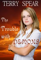 Cover for 'The Trouble with Demons (Demon Guardian Series, Book 1)'