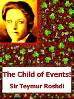 Cover for 'The Child of Events!'