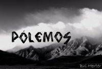 Cover for 'Pólemos'