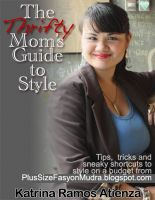 Cover for 'The Thrifty Mom's Guide to Style'