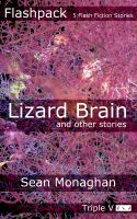 Cover for 'Lizard Brain and other stories'