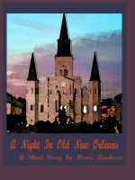 Cover for 'A Night In Old New Orleans'