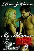 Cover for 'My Billionaire Boss's Demonic Secret 3 (Paranormal Alpha Male Erotica)'