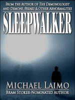 Cover for 'Sleepwalker'