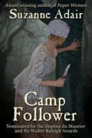 Cover for 'Camp Follower: A Mystery of the American Revolution'