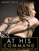 Cover for 'At His Command (BDSM Erotica)'