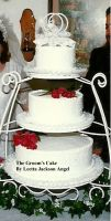 Cover for 'The Groom's Cake'