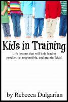 Cover for 'Kids in Training'