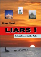 Cover for 'LIARS! Vol. 1: Scout to the Pole'