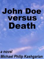 Cover for 'John Doe Versus Death'