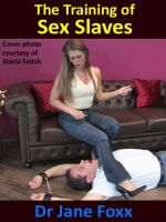 Cover for 'The Training of Sex Slaves'