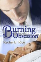 Cover for 'Burning Obsession'