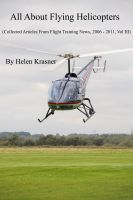 Cover for 'All About Flying Helicopters'