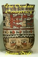 Cover for 'The Oculate Conspiracy'