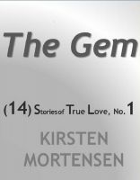 Cover for '(14) Stories of True Love, No. 1: The Gem'