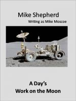 Cover for 'A Day's Work on the Moon'