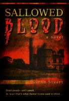 Cover for 'Sallowed Blood'