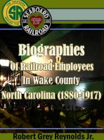 Cover for 'Railroad Employees In Wake County North Carolina'