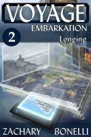 Cover for 'Voyage: Embarkation #2 Longing'