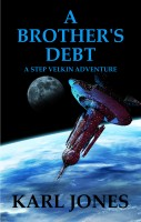 Cover for 'A Brother's Debt (Step Velkin Series)'