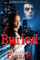 Cover for 'Buried (Book 2 in the 'Serenity' Series)'
