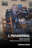 Cover for 'I, Paranormal'