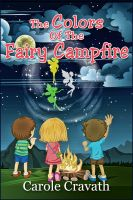 Cover for 'The Colors of the Fairy Campfire'