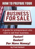 Cover for 'How to Prepare Your Business for Sale'