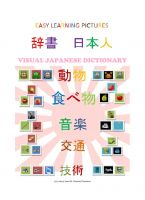 Cover for 'Easy Learning Pictures. Visual Japanese Dictionary.'