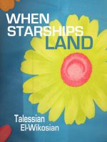 Cover for 'When Starships Land'