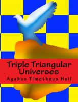 Cover for 'Triple Triangular Universes'