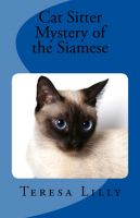 Cover for 'Cat Sitter Mystery of the Siamese'